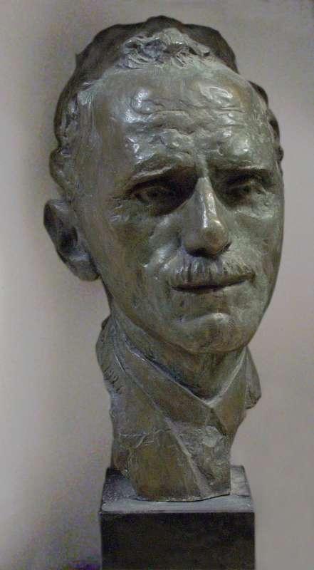 Portrait of Prof. David Klein