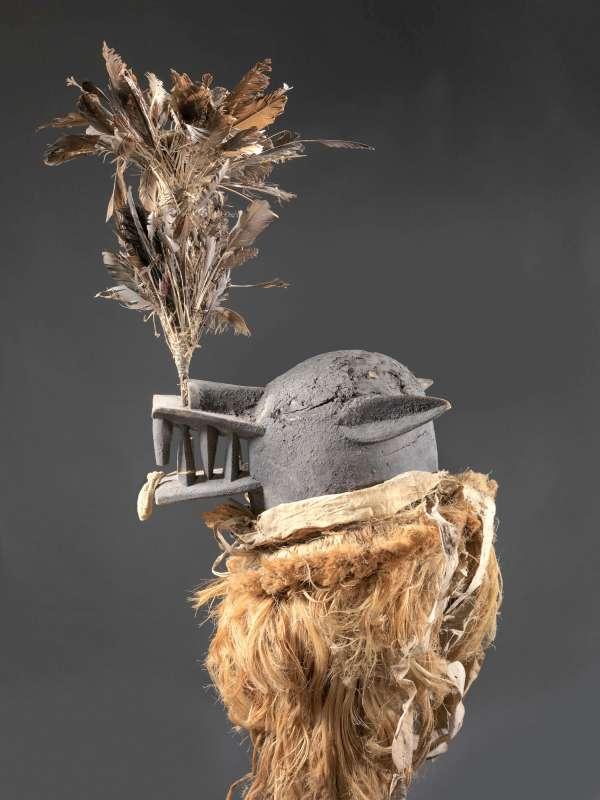 Poro society helmet mask (<i>korobla</i>)