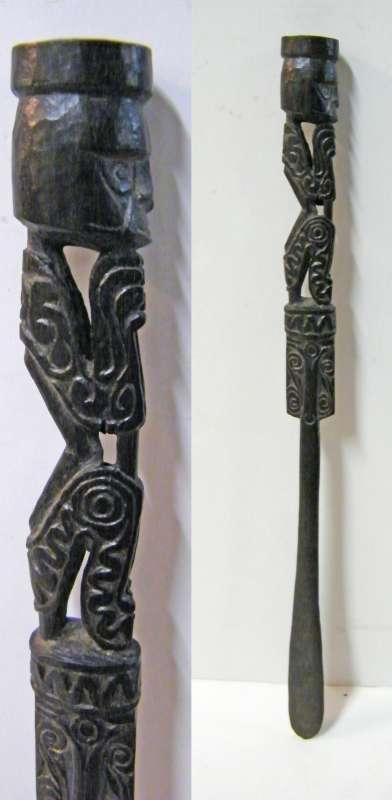 Lime spatula