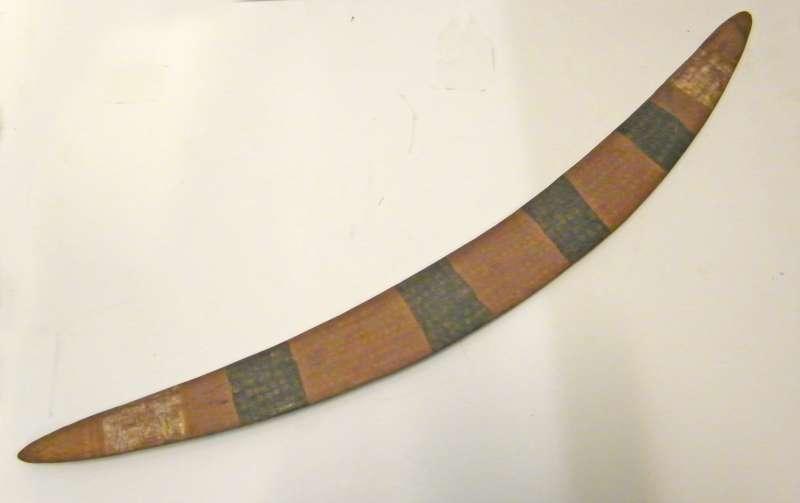 Boomerang (non-returning type)