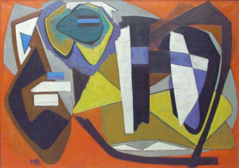 Abstract Composition 53/19