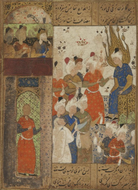 The selling of Yusuf in Egypt