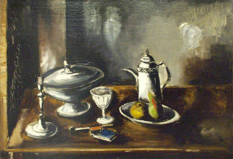 Still Life with a Tureen
