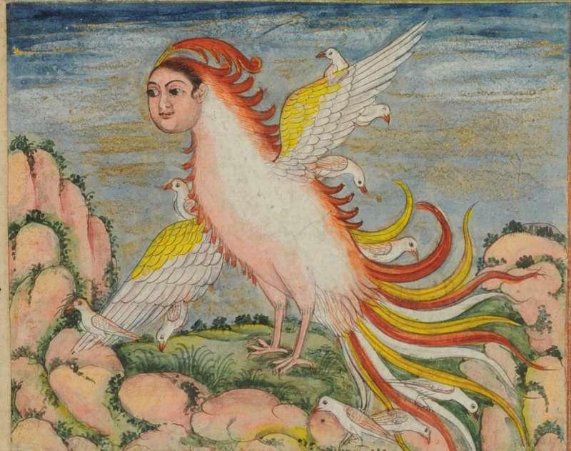 סימורג (ציפור אגדית)