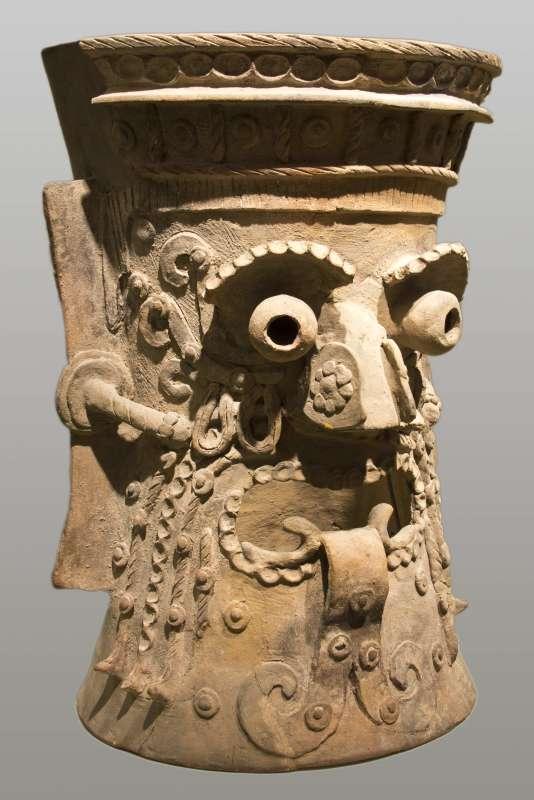 Tlaloc, the god of rain