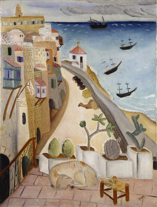 Port of Old Jaffa