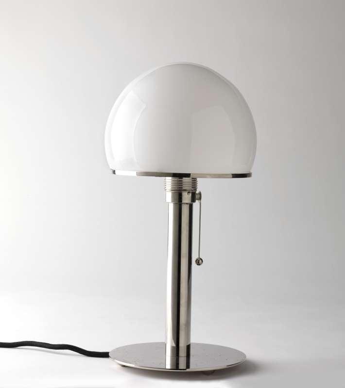 <i>MT 8</i> lamp <i>(Bauhaus Lamp)</i>