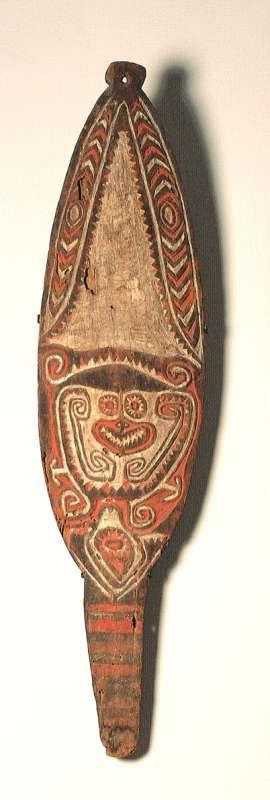 Ancestor spirit board <i>(hohao)</i>