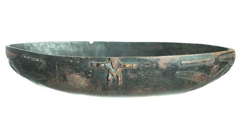 Ceremonial feast bowl