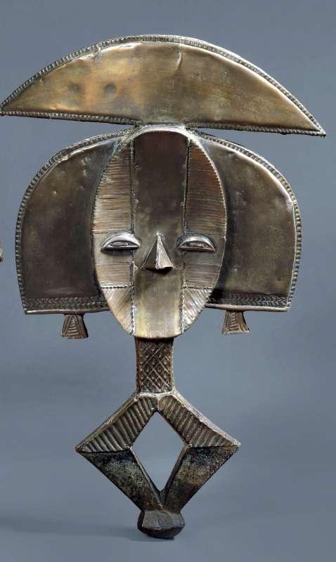 Reliquary guardian figure (<i>mbulu ngulu</i>)