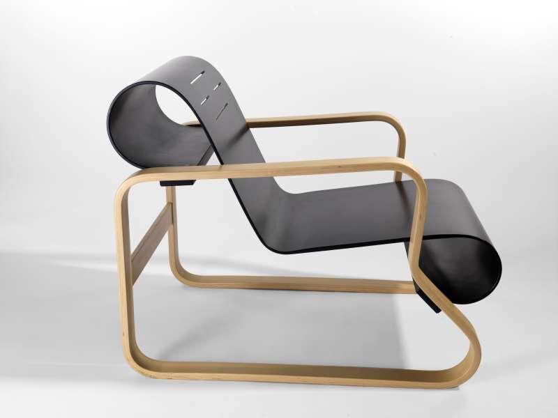 <i>Paimio</i> armchair #41
