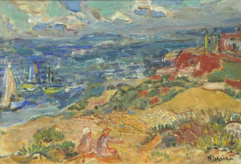 חוף הים, גבעת אולגה