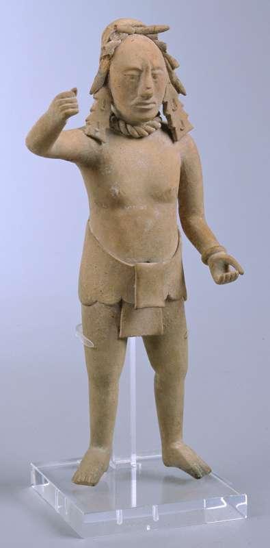 Portrait figure of a nobleman