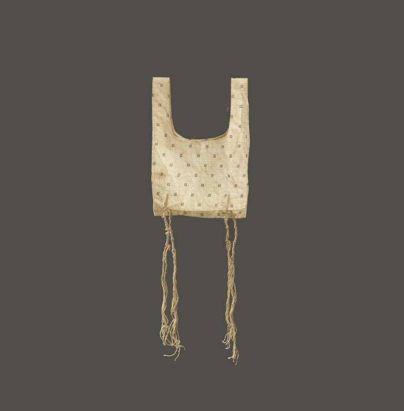 Child's fringed garment (<i>tallit katan</i>)