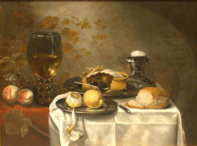 Table with Still Life