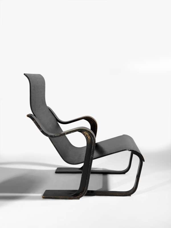 <i>Isokon</i> chaise longue