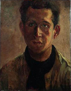 Portrait of Robert Desnos
