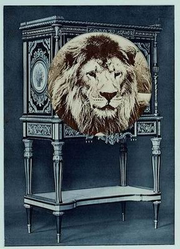 Lion's Head and Commode