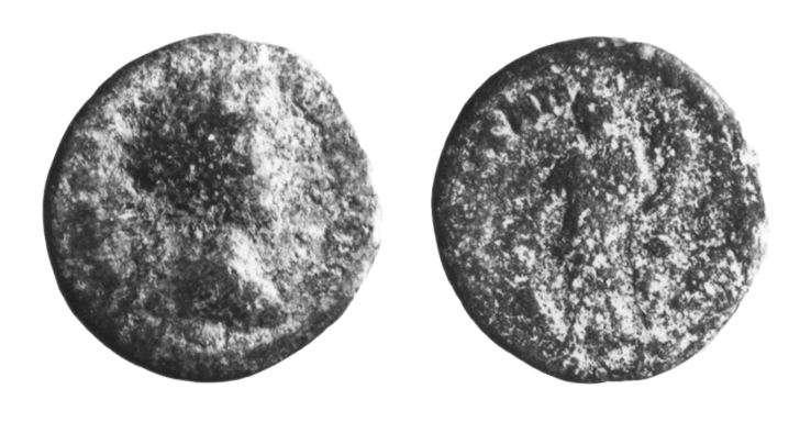 Roman Provincial coin