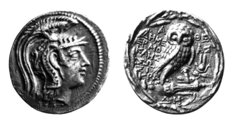 מטבע יווני (סגנון חדש)
