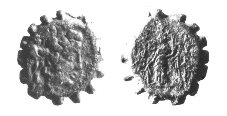 מטבע יווני (סלווקי) של אלכסנדר הב' זבינה