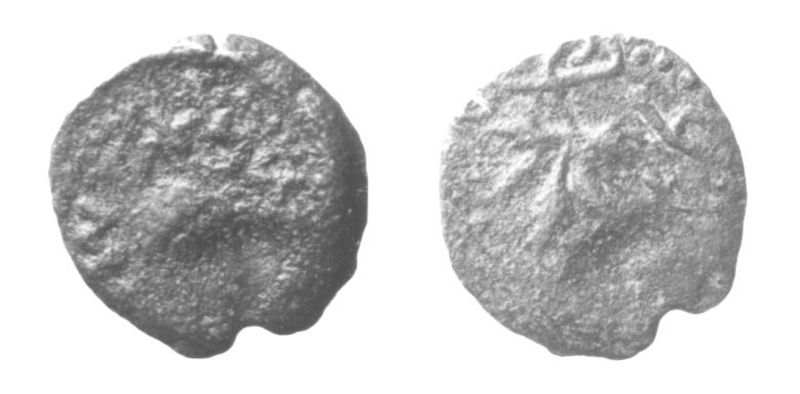 Jewish coin of the First Jewish War