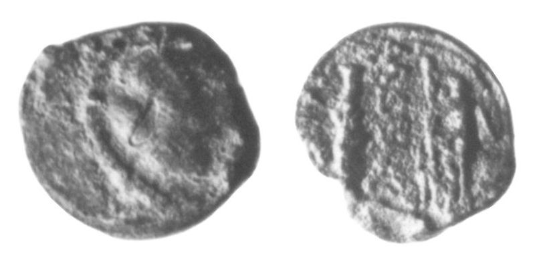 מטבע יווני של אלכסנדר מוקדון