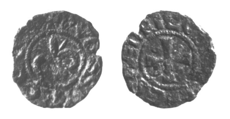 Coin of Henry of Champagne