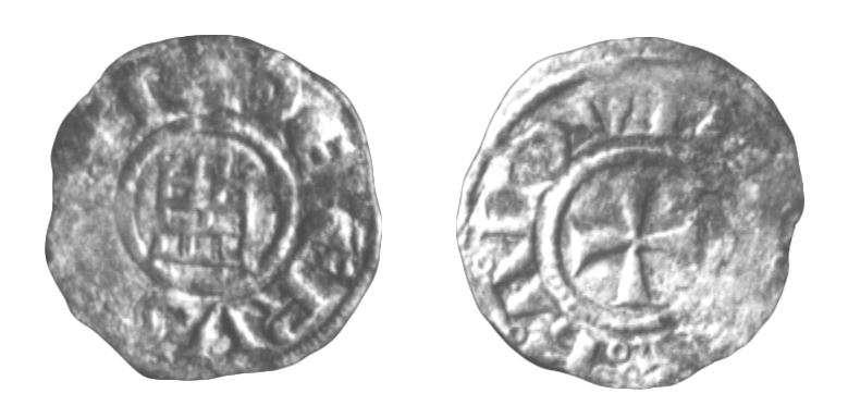 Coin of Baldwin III