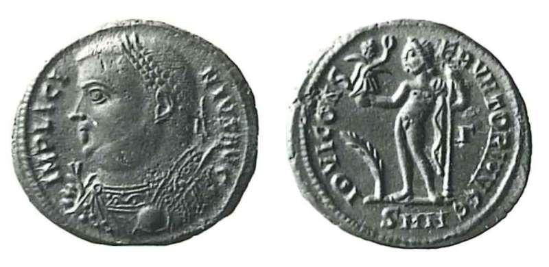 Roman Imperial coin of Licinius I
