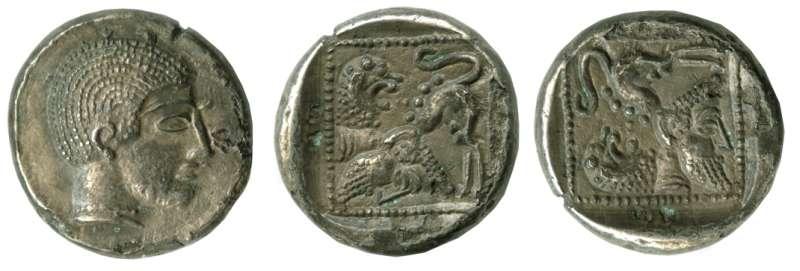 Philistian coin