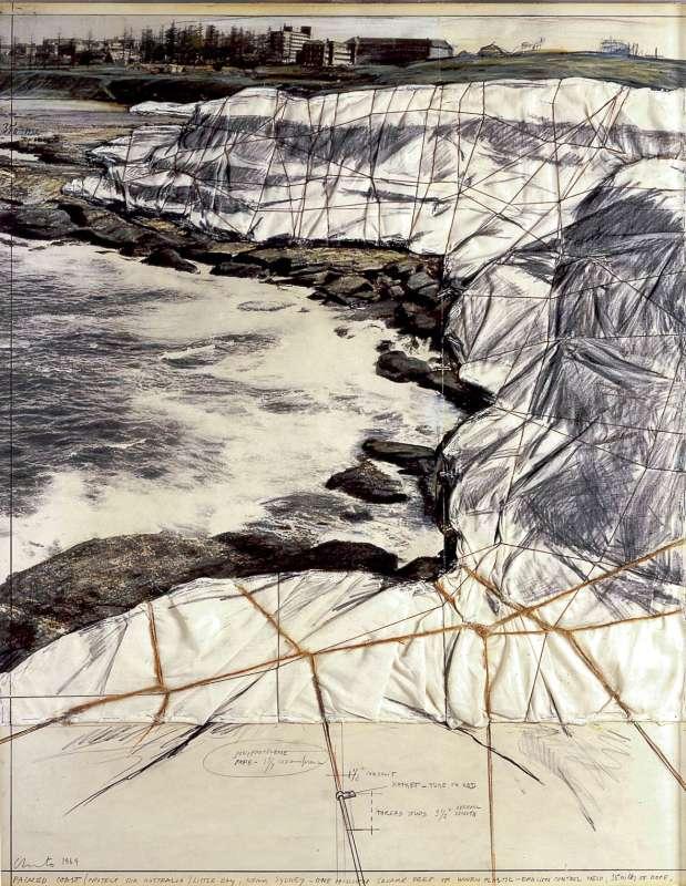 חוף ארוז (פרויקט במפרץ ליטל שליד סידני, אוסטרליה)