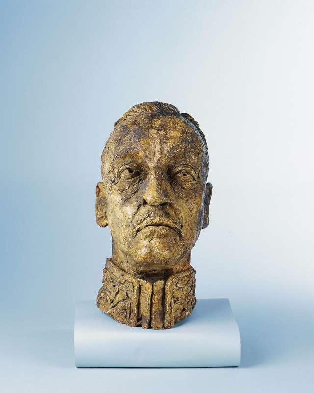 The Ninth Duke of Marlborough (Head)