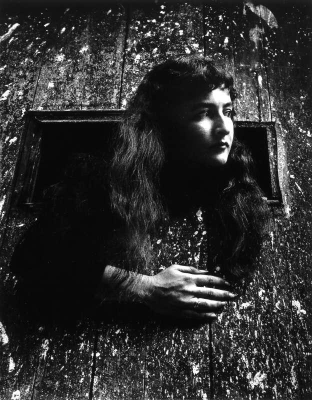 Portrait of Joyce Mansour