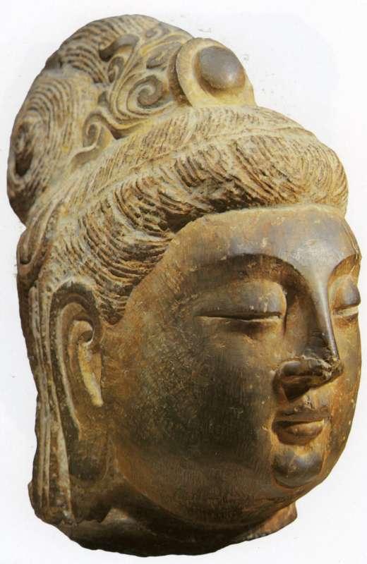ראש בּוּדְהיסַטְווה