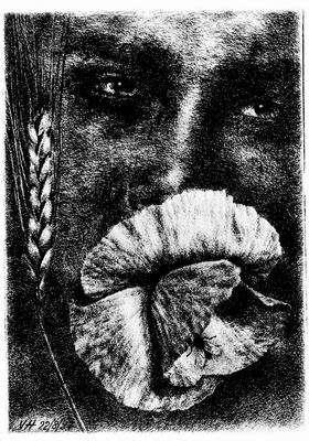 Portrait of René Char