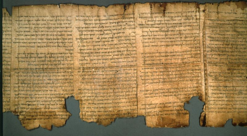The Great Isaiah Scroll MS A (1QIsa)