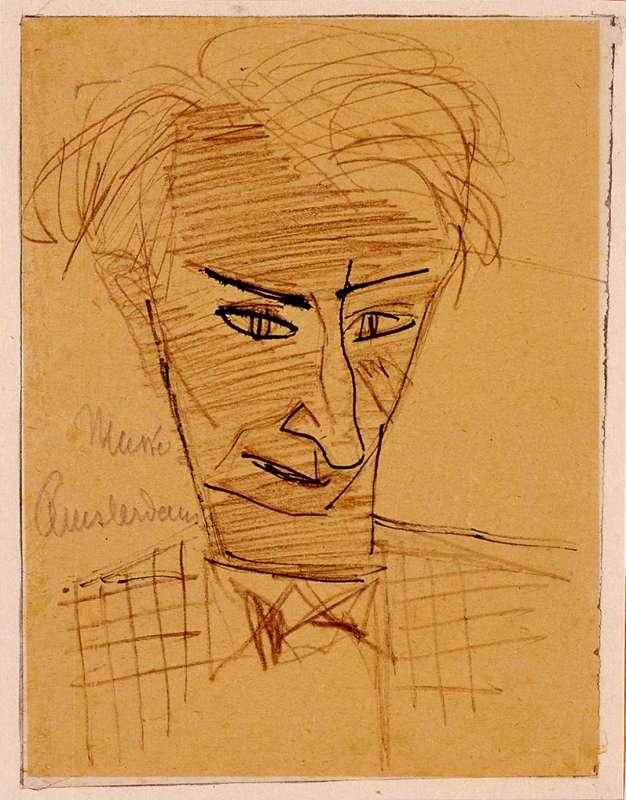 Portrait of Willem Sandberg