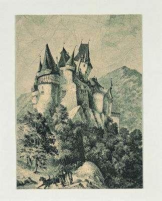 הטירה המסתורית של הקרפטים