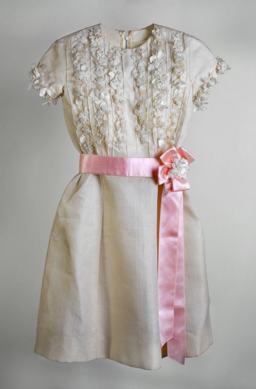 Dress for a <i>Bat Mitzvah</i> ceremony