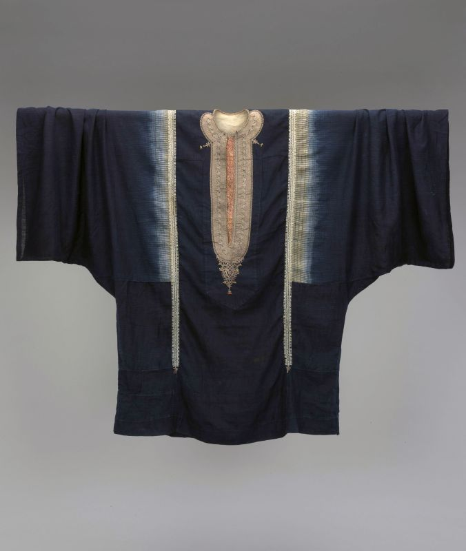 <i>Lulwi</i> dress, a ceremonial dress worn after childbirth and as a burial shroud