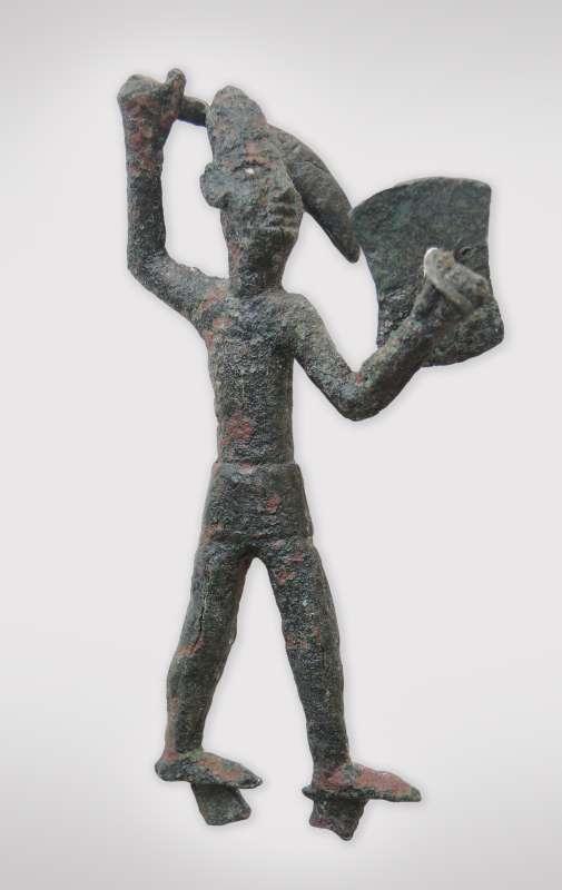 Figurine of the storm god