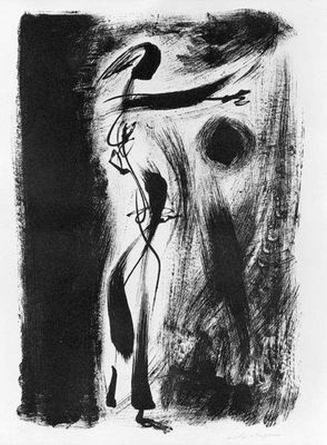 Portrait of Antonin Artaud