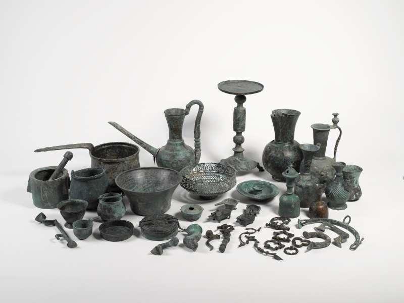 A metalsmith's hoard