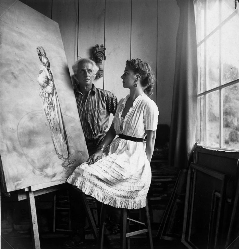 Max Ernst and Dorothea Tanning