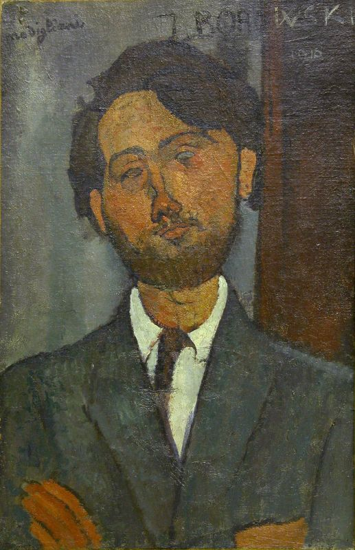 Portrait of Léopold Zborowski