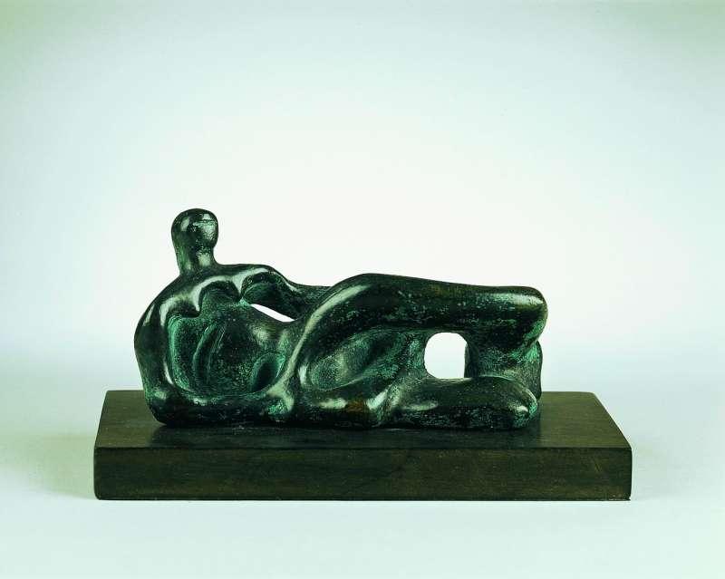 Reclining Figure (Maquette for Elmwood Figure)