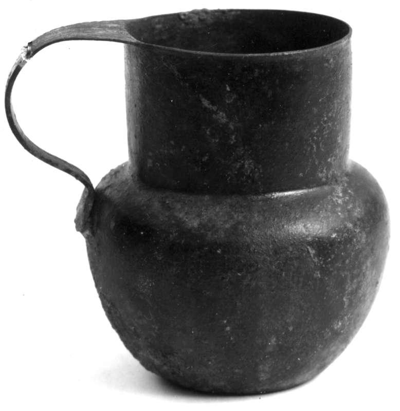 Ewer, part of a wine set