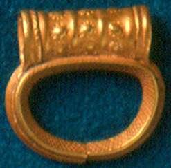Egyptian-style pendant