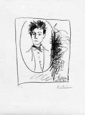 Portrait of Rimbaud